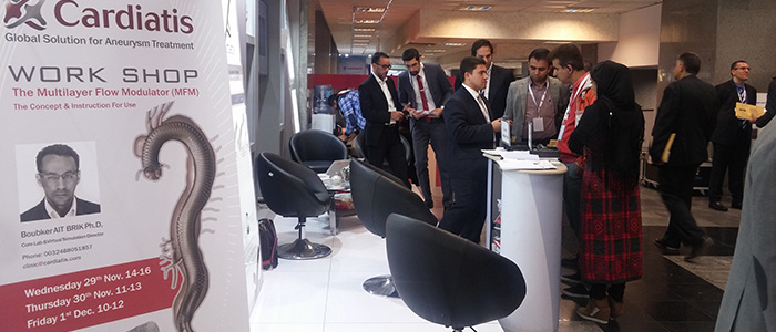 MaadZist at the first ICC congress