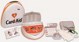 دستگاه شوک اتوماتیک CardiAid AED
