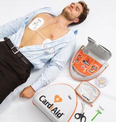 دستگاه شوک اتوماتیک AED