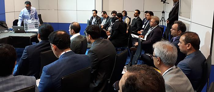 معرفی استنت آنوریسم در اولین کنگره بین المللی ICC