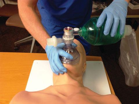 مقایسه ونتیلاسیون دستی و مکانیکی هنگام انتقال بیماران